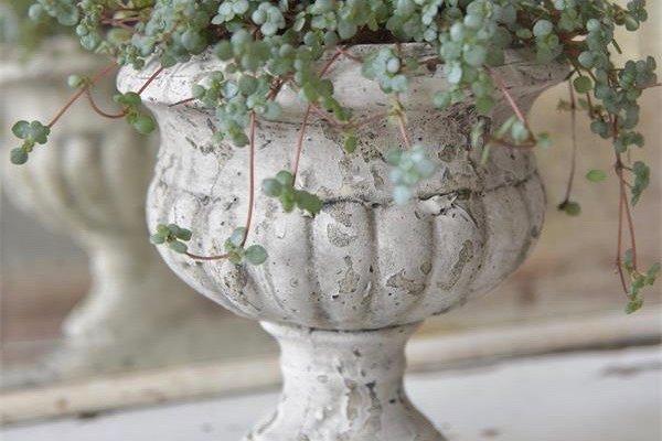 Franske potter - vintage brocante