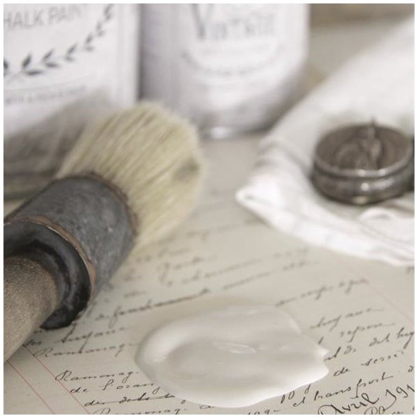 Soft sand - kalkmaling Vintage paint 100 ml