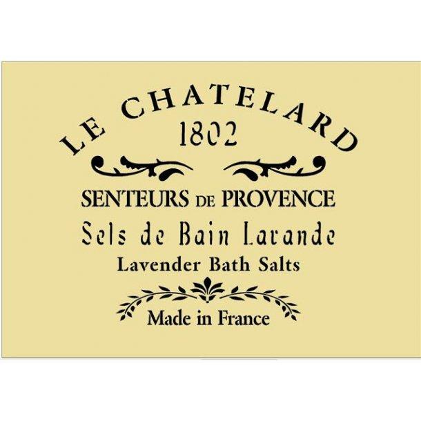 Stencil - Le Chatelard - str. A3