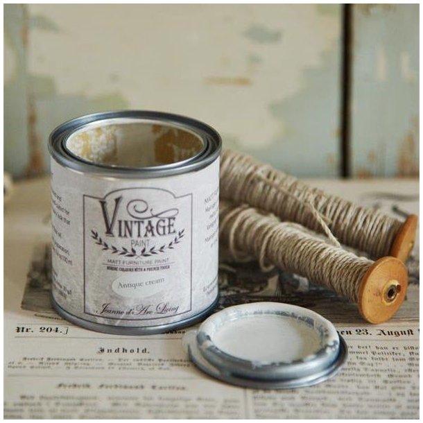 Antique Cream - mat kalk maling 100 ml