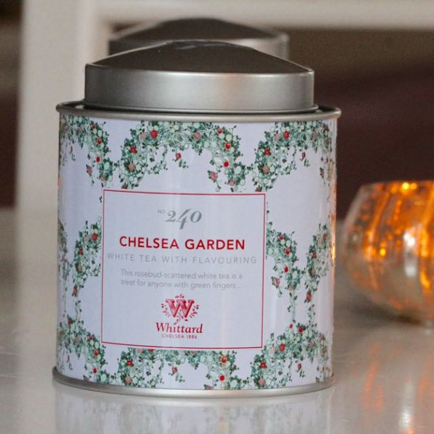 Chelsea Garden - Whittard - hvid blomster te