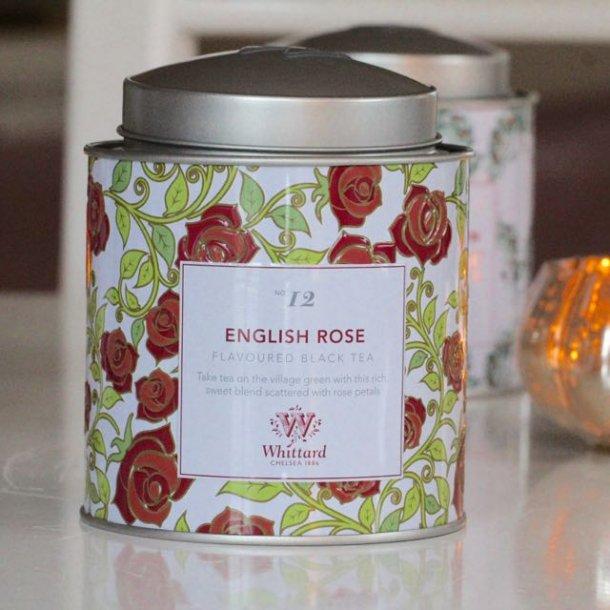 English rose - Whittard - sort te m/roser