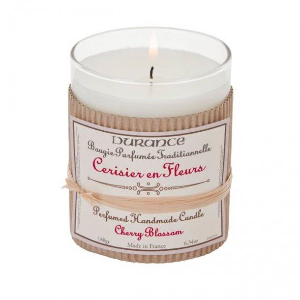 Durance - håndlavet duftlys - Kirsebærblomst
