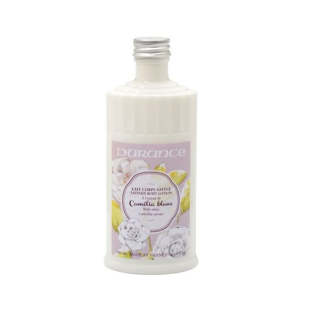 Durance body lotion - Camellia extract