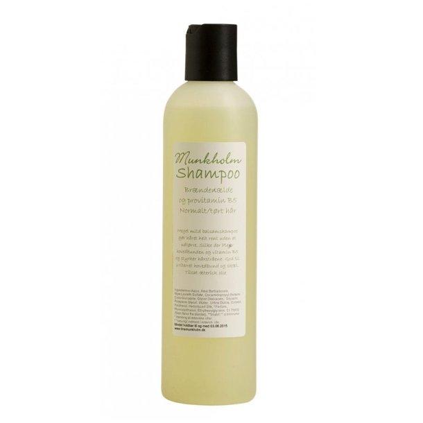 Shampoo med brændenælde - Munkholm