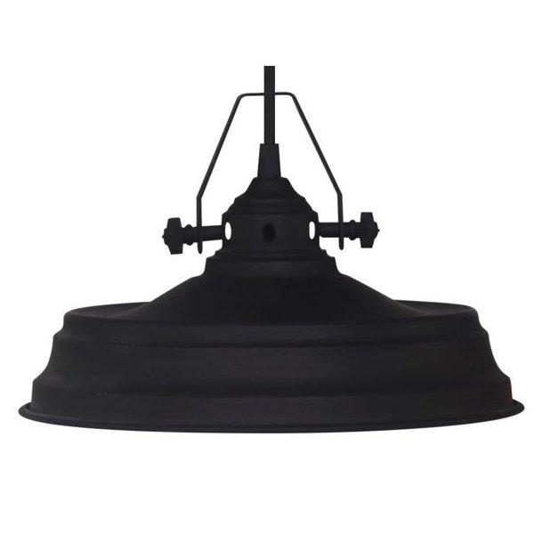 Loftlampe i Factory Vintage stil