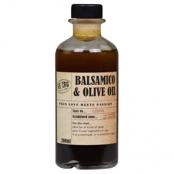 Le Cru delikatesser - Balsamico & olivenolie