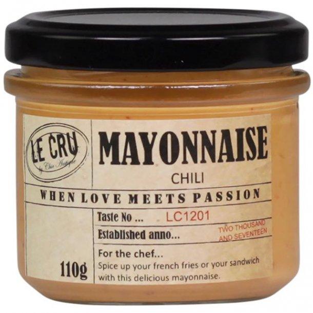 Le Cru delikatesser- mayonnaise - chili