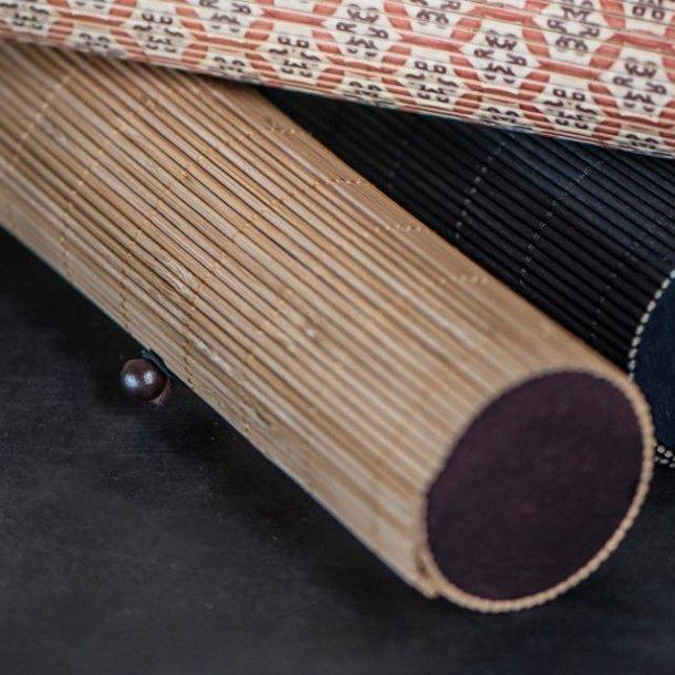 Penalhus i bambus - natur
