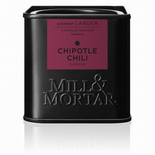 Mill & Mortar - chipotle chili flager