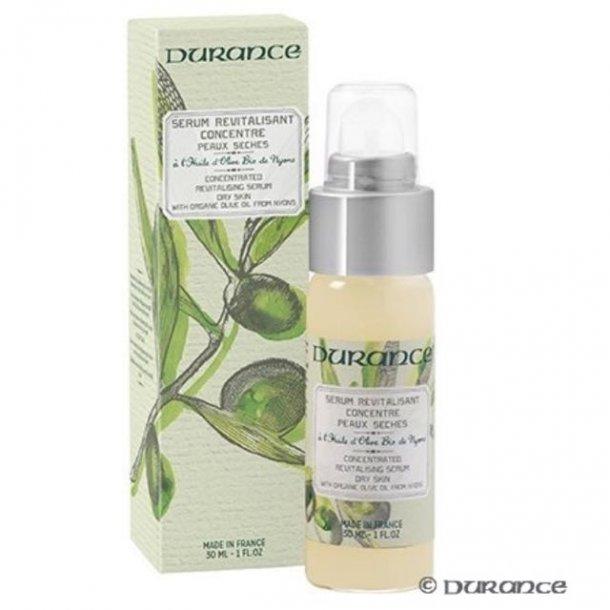 Durance - revitaliserende serum - øko oliven olie