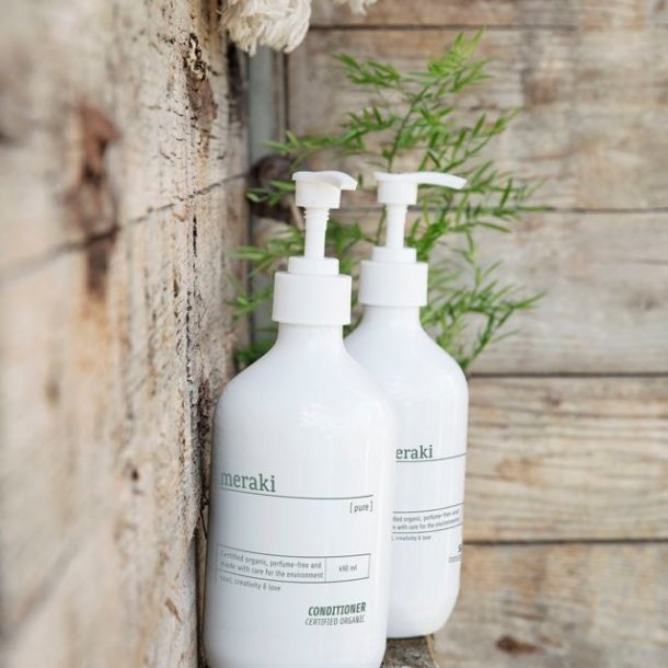 Meraki - balsam - pure - 1/2 liter ØKO