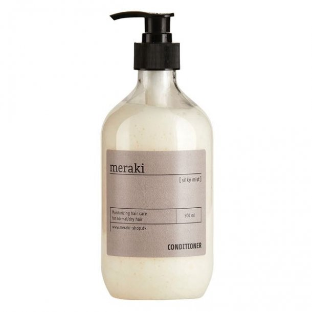Balsam fra Meraki - silky mist 1/2 liter