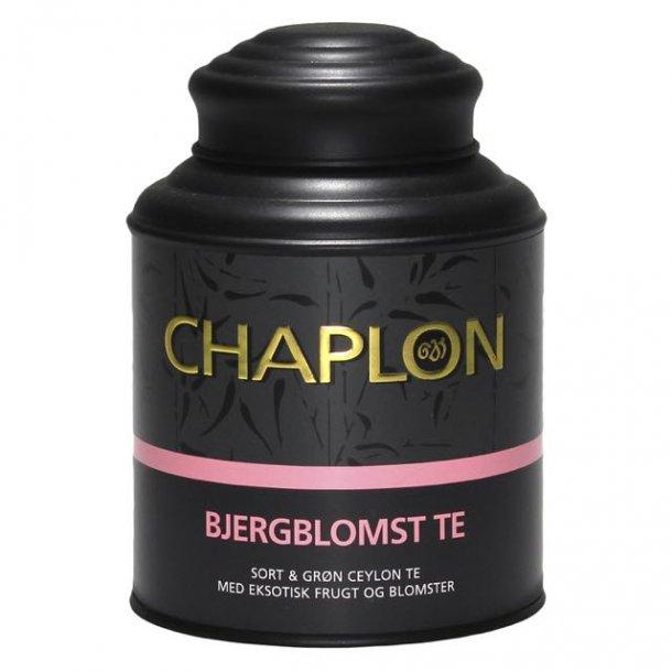 Chaplon - Bjergblomst - sort/grøn te
