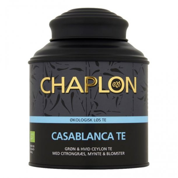 Chaplon - Casablanca - grøn/hvid te