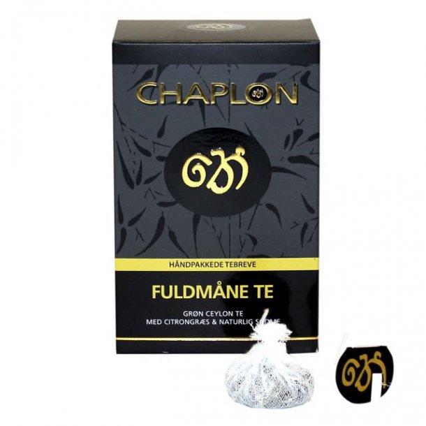 Chaplon - Fuldmåne te - grøn te - 15 breve