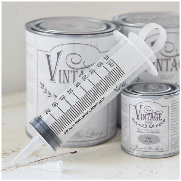 Blandesprøjte til din Vintage Paint