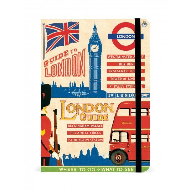 London city guide - med kort mm.