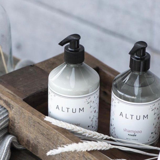 Altum - hårpleje - 500 ml. - Meadow - Kornblomst