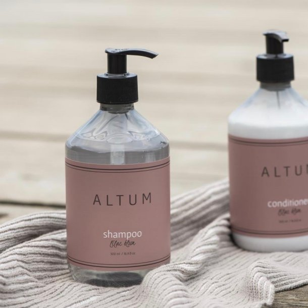 Altum - hårpleje - 500 ml. - Lilac Bloom - Kamilleblomst