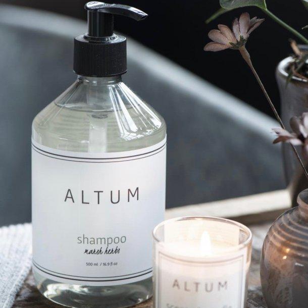 Altum - hårpleje - 500 ml. - Marsh Herbs - Hyben