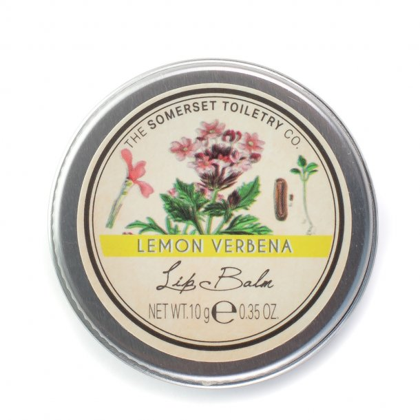 Botanical garden - The Somerset Toiletry - Lemon verbena læbebalsam