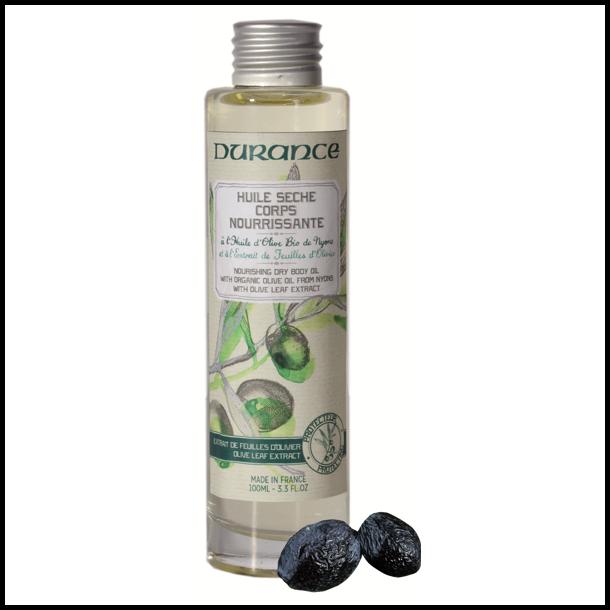 Durance - krops olie - øko oliven olie