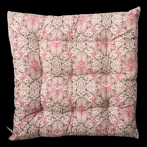 Boxhynde til dine havemøbler - blomster mønster