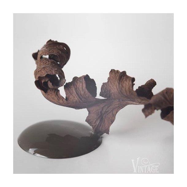 Chocolate brown - mat kalk maling - brun