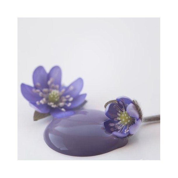 Dark Lavender - mat kalk maling