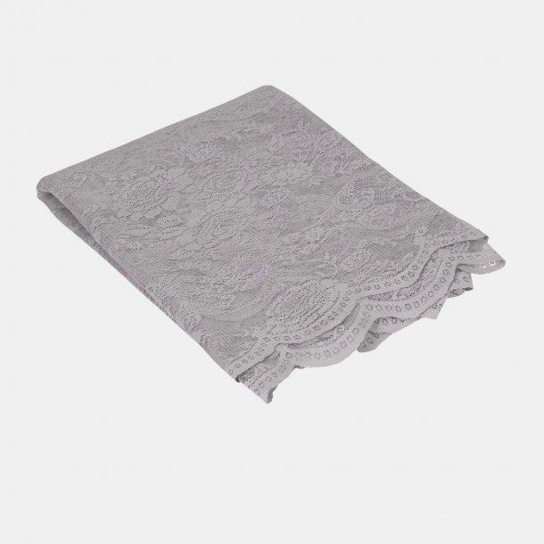 Blondedug til dit køkkenbord - kvadrat - grå
