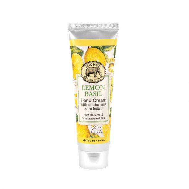Håndcreme - Lemon Basil - Michel Design Works