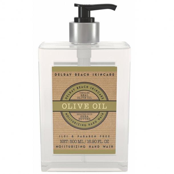 Håndsæbe - Oliven olie - 500 ml