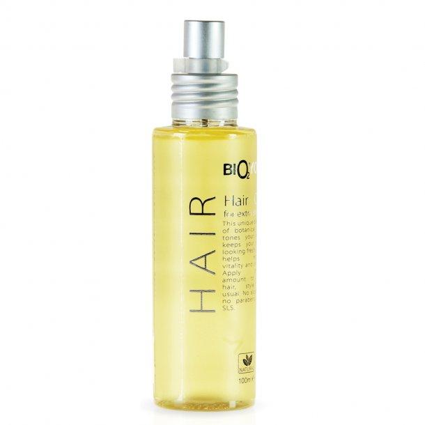 Hårolie - til ekstra pleje af håret - Bio2you - 100 ml.