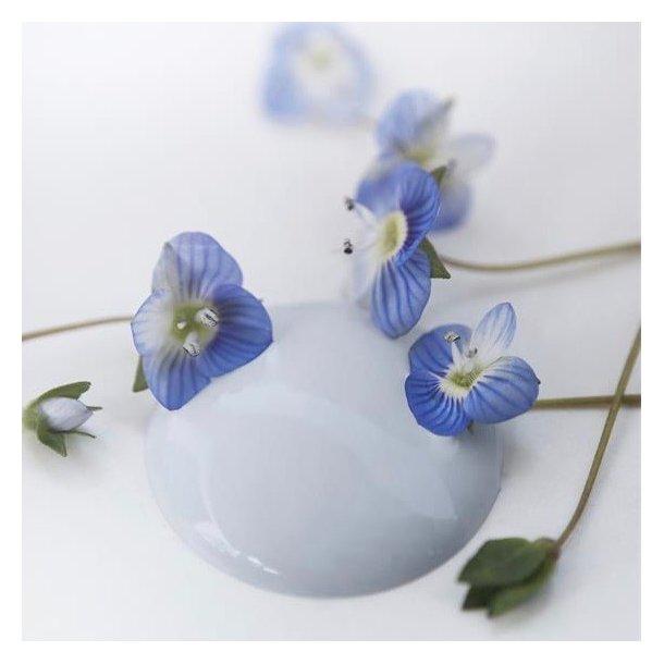 Baby Blue - mat kalk maling - babyblå