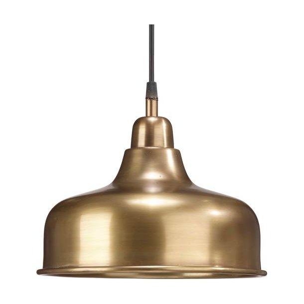 Avansert Loftslampe - rustik stil - factory vintage - antik messing OV-33