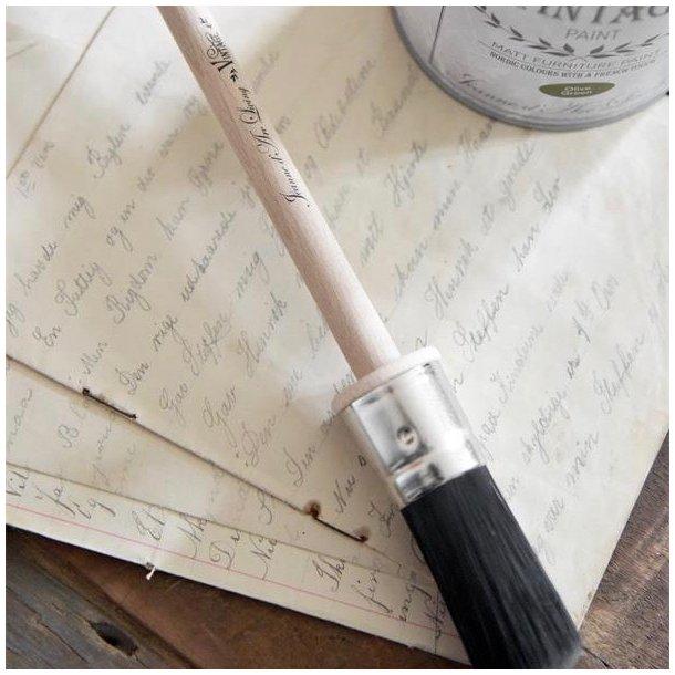 143f12ab7 Rund pensel i professionel kvalitet 2,9 cm - til kalkmalingen
