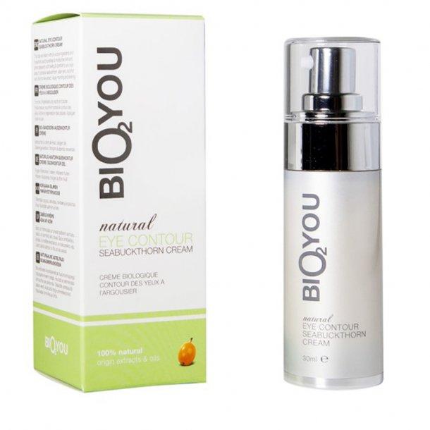 Eye contour havtorn creme - Bio2you - 30 ml.