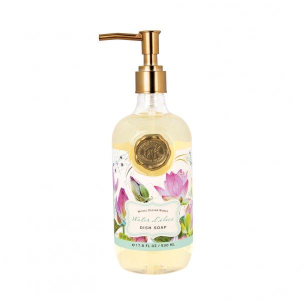 Luksus opvask i smuk flaske - Water lilies - unik duft