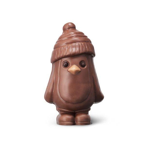 4 søde chokoladepingviner - Hotel Chocolat