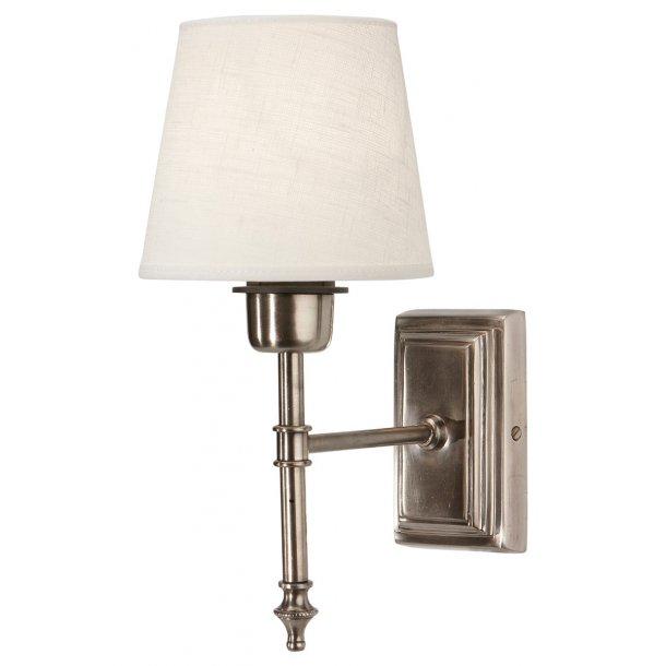 Seriøst Væglampe - incl. skærm - klassisk stil - Unikke lamper - Vintage LF33